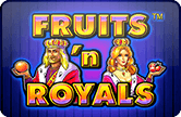 Игровой автомат Фрукты и Короли